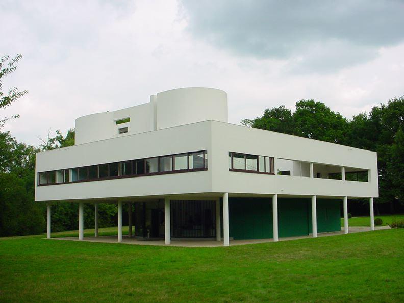 سبک مدرن در معماری و دیزاین
